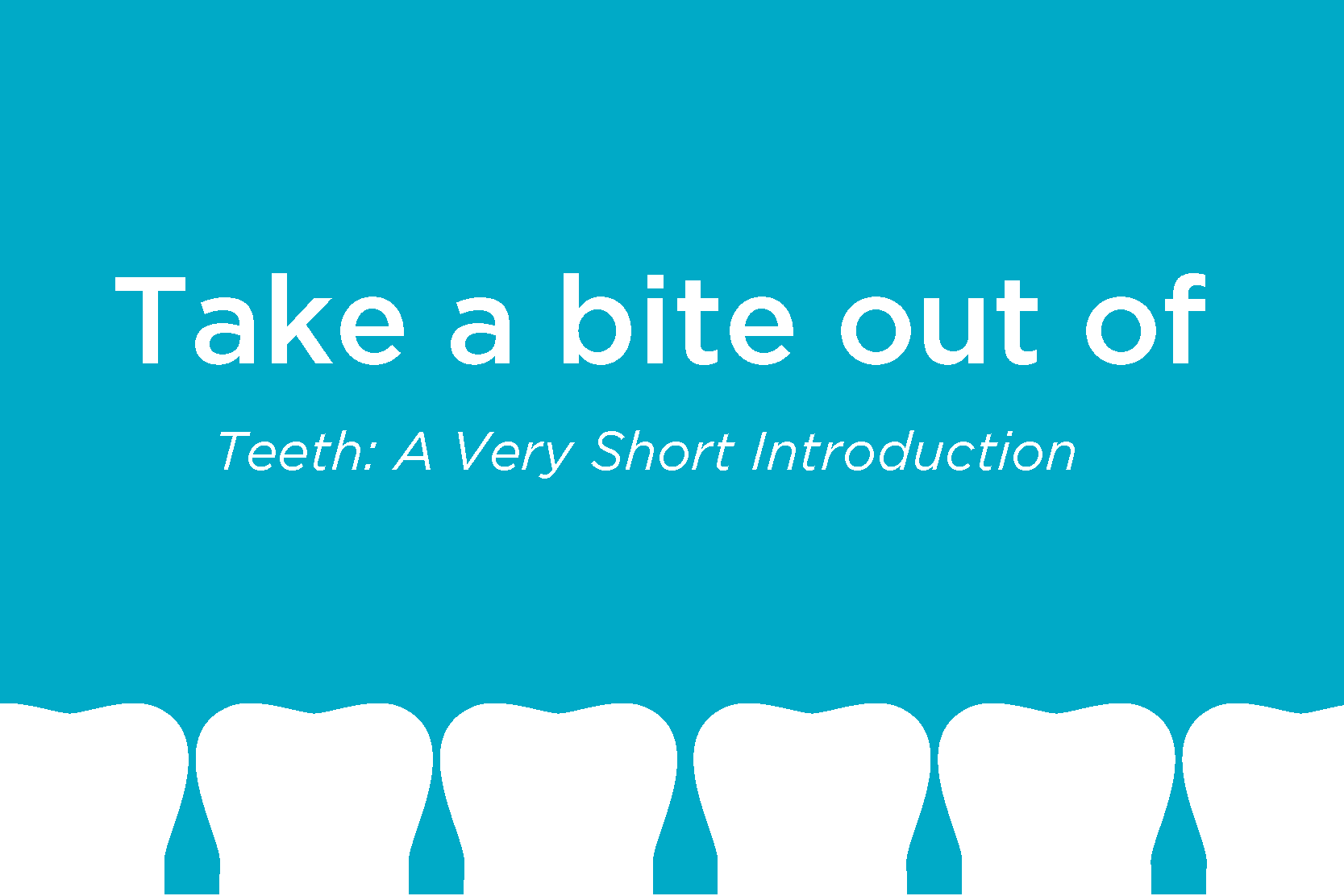 Take a bite out of teeth a very short introduction